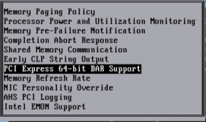 PCI-BAR-Suppt
