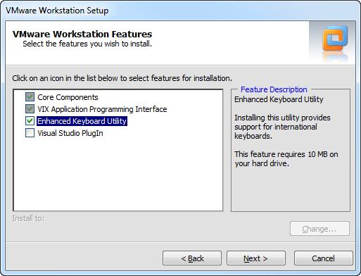 Workstation Enhanced Keyboard Driver : vmware workstation 8 what 39 s new ~ Vivirlamusica.com Haus und Dekorationen