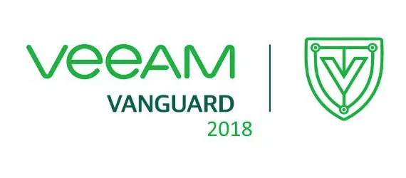 Veeam Vanguard Logo 2018