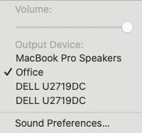 macOS Displays