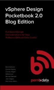 vSphere Design Book